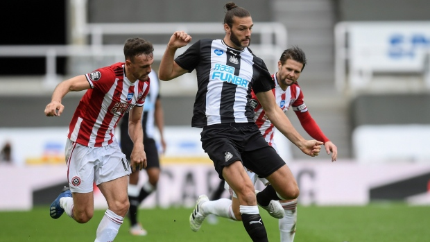 Ex-England striker Carroll leaves Newcastle
