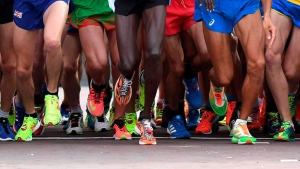 Winner DQ for wearing wrong shoes at Vienna Marathon