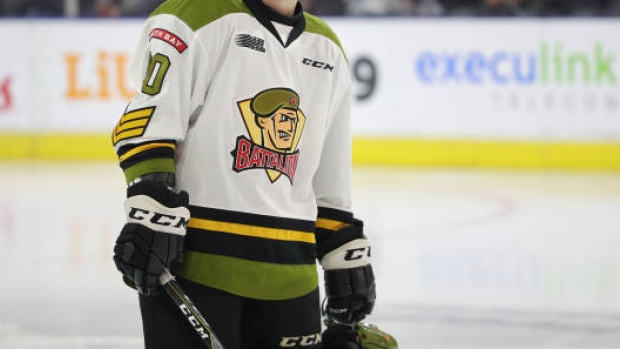 North Bay Battalion logo