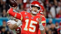 Chiefs agree to 10-year extension for Patrick Mahomes Article Image 0