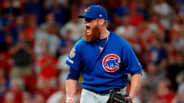 White Sox get Kimbrel from Cubs, add to bullpen