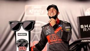 Cindric wins at Kentucky Speedway