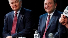 NHL, players take collaborative approach in bid to resume Article Image 0