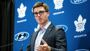 Dubas discusses Hyman deal and the complicated off-season ahead