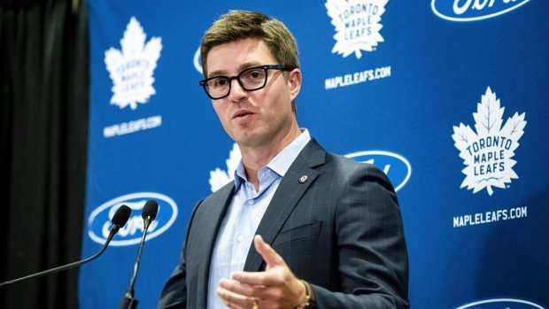 Cap crunch forces Leafs to get creative ahead of Sens showdown