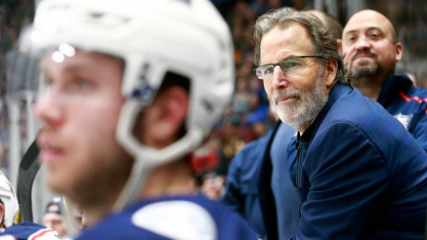 John Tortorella on Sheldon Keefe: I want to support him and his staff - TSN.ca