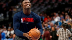 Zion Williamson leaves Pelicans for 'family medical matter' Article Image 0