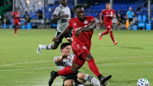 Canada adds TFC's Akinola, Singh to training camp roster