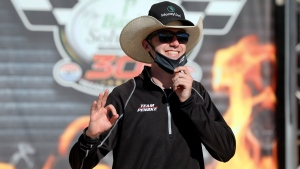 Cindric wins in Texas after Busch disqualified