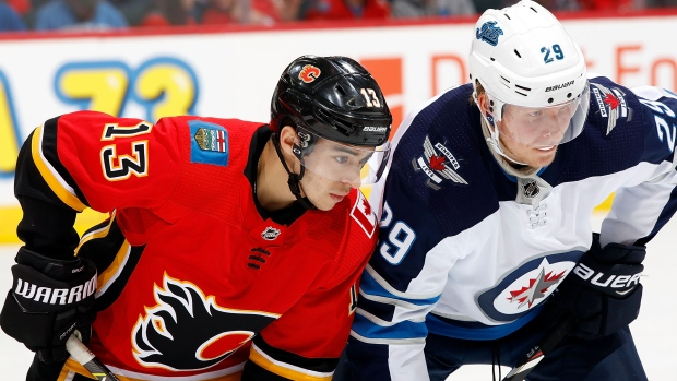 Winnipeg Jets Calgary Flames Set To Face Off In Playoff Format Not Seen In Decades Tsn Ca