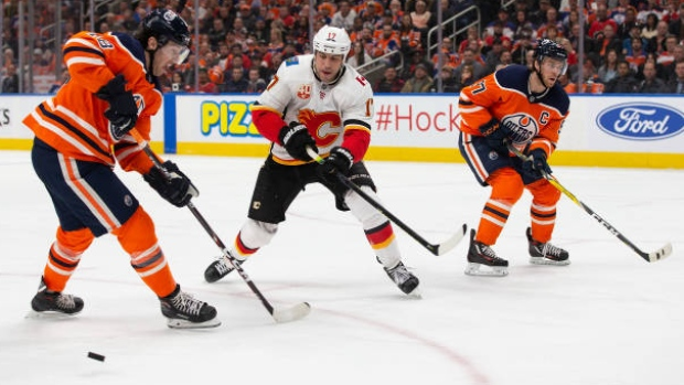 Edmonton Oilers Will Transfer Pick To Calgary Flames To Complete Milan Lucic James Neal Trade Tsn Ca