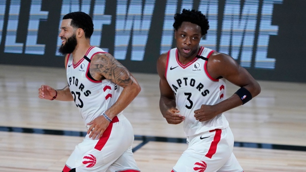 What We Ve Learned About The Toronto Raptors Rotation Through Three Games Tsn Ca