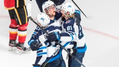 Winnipeg Jets douse Calgary Flames 3-2 to even up qualifying series Article Image 0