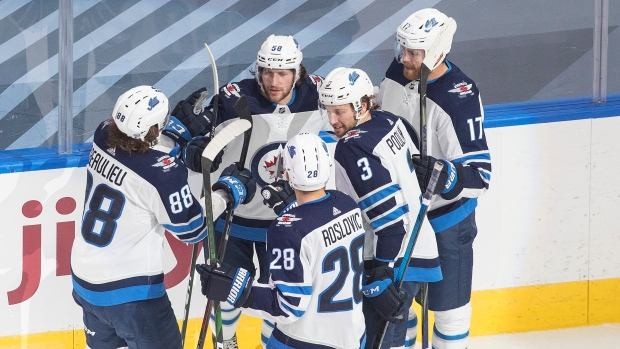 Never Say Die Approach Fuels Winnipeg Jets To Continue To Find A Way Tsn Ca