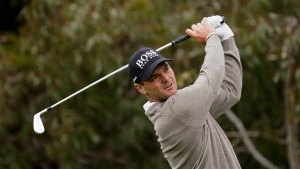 Kaymer shares Austrian Open lead with Canizares