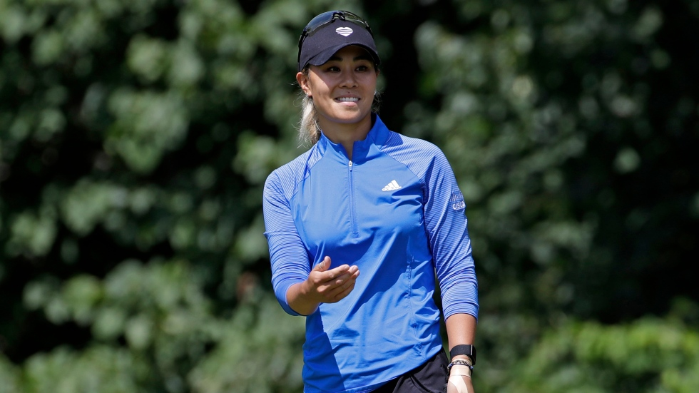 Kang takes one-stroke lead in LPGA Tour event at Lake Merced