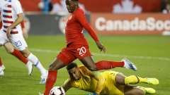 Canadian international Jonathan David has verbal agreement to join France's Lille Article Image 0