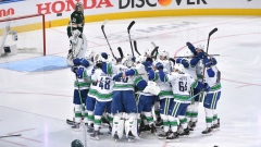 Canucks beat the Wild