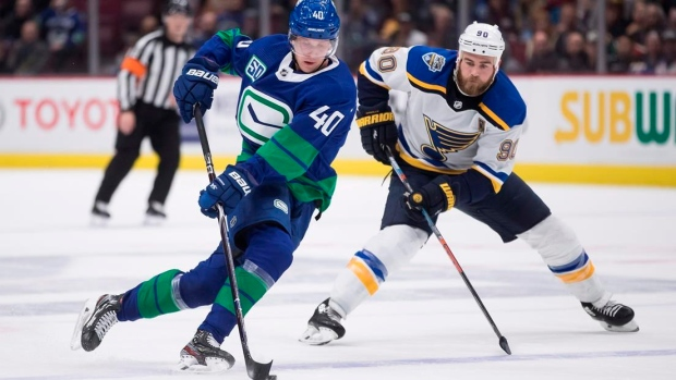 Polar opposites: Big, tough Blues face small, quick Canucks Article Image 0