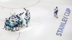 Canucks ride momentum into playoff series against defending Stanley Cup champs Article Image 0