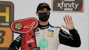 Cindric wins for fifth time in last six Xfinity races