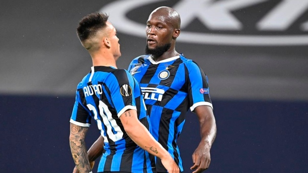 Inter Milan S Lula Partnership Fired Up To End Wait For Trophy Tsn Ca