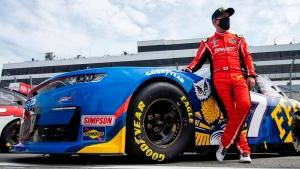 Allgaier outruns Haley for NASCAR Xfinity win at Richmond