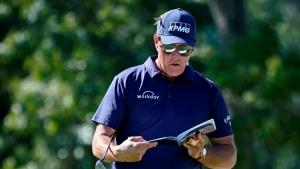 Mickelson to make PGA Tour Champions debut at Ozarks National