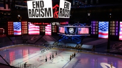NHL - End Racism