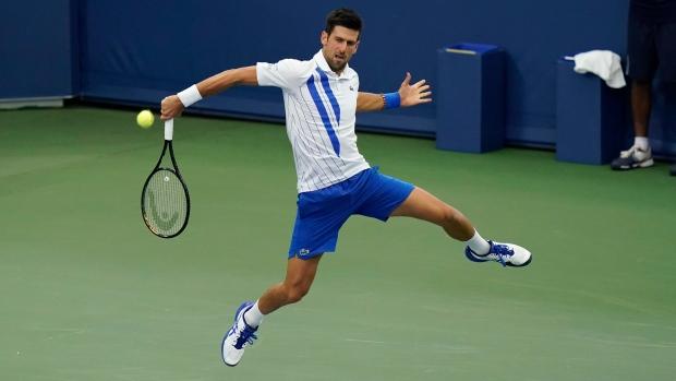 Canadian Milos Raonic Falls To Novak Djokovic In Western Southern Open Final Tsn Ca