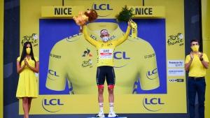 Late but alive, Tour de France races into COVID epidemic