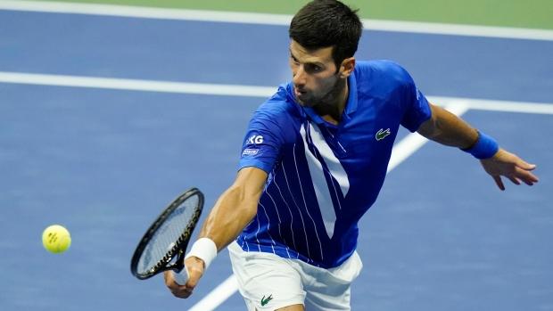 Novak Djokovic Eases Past Jan Lennard Struff And Into Fourth Round At Us Open Tsn Ca
