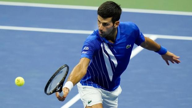 U S Open Midterm Grades Serena Williams Novak Djokovic And Tough Mothers Atop The Pack Glbnews Com