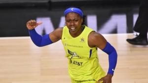 Ogunbowale, Sabally spark Wings to win over Mercury