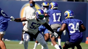 Lewis could bolster Rams pass rush