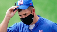 Giants have a practice do-over with coach Joe Judge unhappy Article Image 0