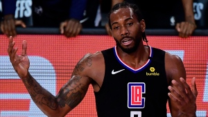 Clippers star Leonard remains out for Game 3