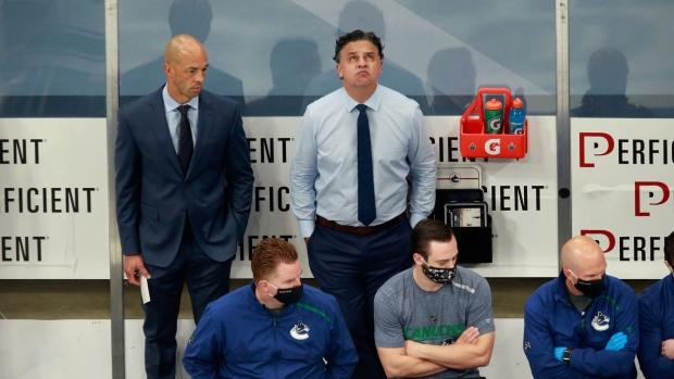 Toronto Maple Leafs Add Manny Malhotra To Coaching Staff Tsn Ca