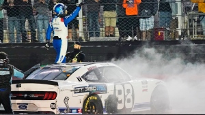 Briscoe heads into playoffs with NASCAR Xfinity Series-high 7th win