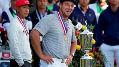 Analysis: DeChambeau charts path with new methods, hard work Article Image 0