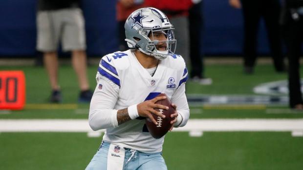 Prescott to be full go for Cowboys' training camp