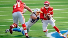 Big game: Chiefs and Mahomes vs Ravens and Jackson on MNF Article Image 0
