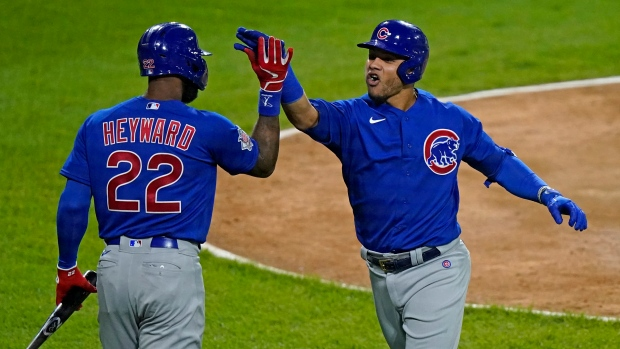 Yu Darvish, five homers lead Chicago Cubs past fading Chicago White Sox