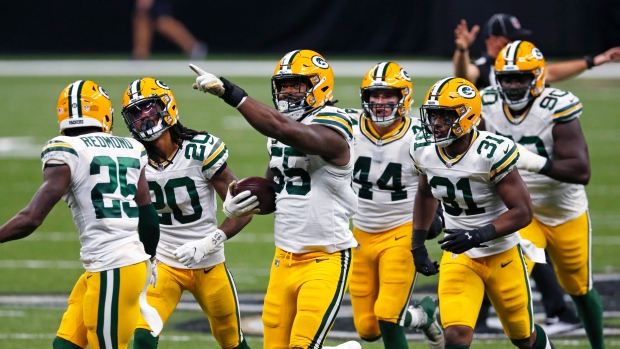 Packers Celebrate