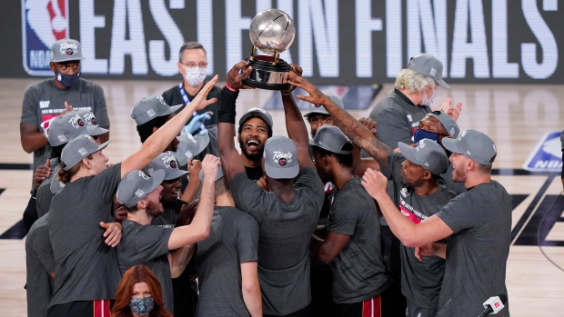 Miami Heat Punch Ticket To Nba Finals With Game 6 Win Over Boston Celtics Tsn Ca