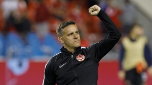 Herdman says Canadian men's soccer team excited for WC qualifying test in Haiti