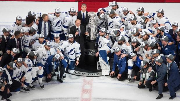 Tampa Bay Lightning Hockey News | TSN