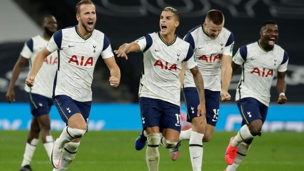 Tottenham Hotspur Beat Chelsea On Penalties To Reach League Cup Quarters Tsn Ca