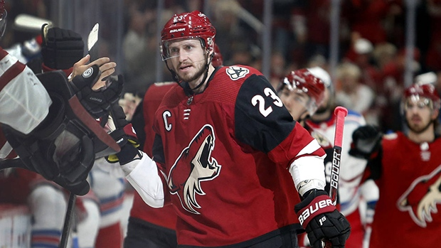 Canucks acquire Ekman-Larsson, Garland from Coyotes for ninth pick, three players