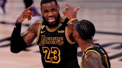 King James scores 40, but his Lakers coronation has to wait Article Image 0